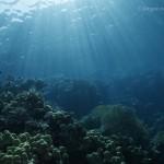 Riff und Sonnenstrahlen