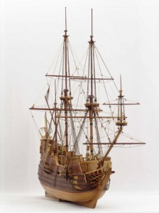 17th Century Merchant Ship