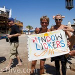 Window Lickers with support of a dickhead!