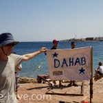 There we are - in Dahab