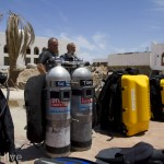 Rebreather Twinset - Dahab Divers Technical