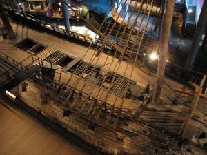 Vasa mid weatherdeck
