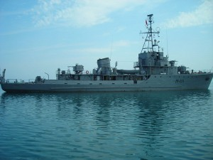 T43 Class Minesweeper