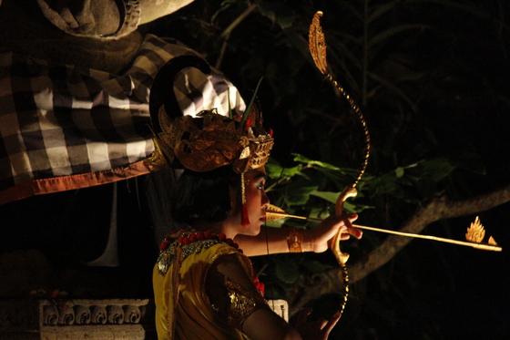 Ubud: Monkey Dance Kecak