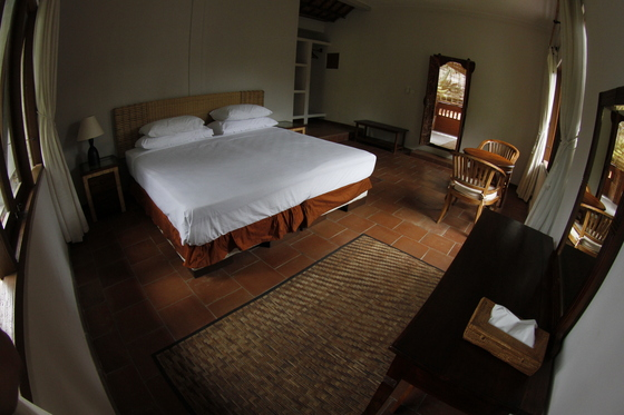 Accomodation: Matahari