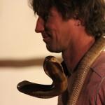 Snake Charmer show ...