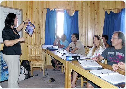 IDC Klassenzimmer innen